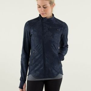NWOT HTF Lululemon Keep It Up Jacket (Laceoflage)